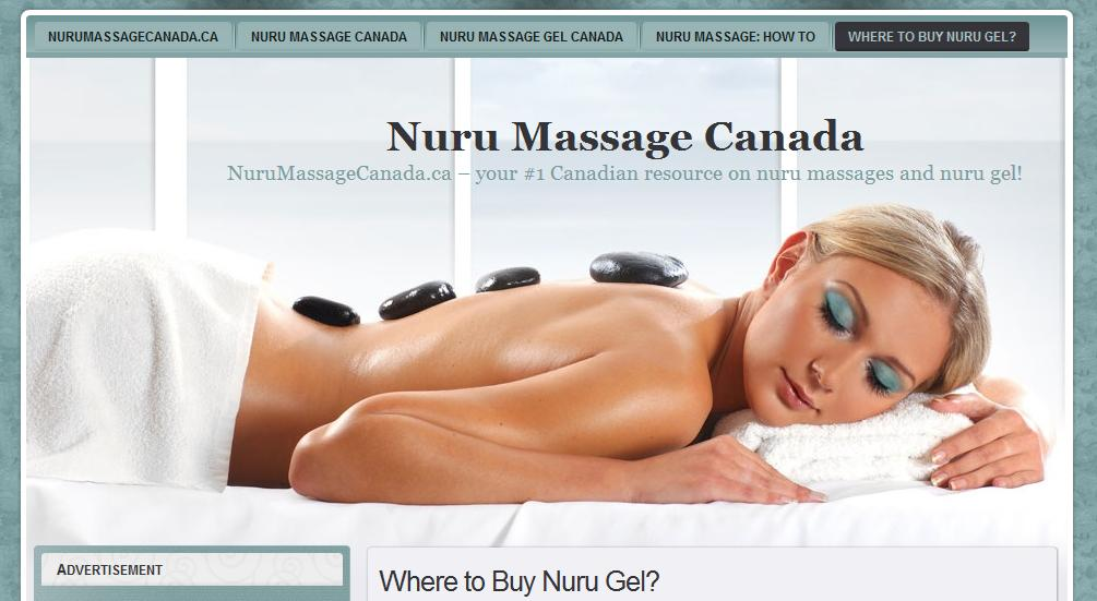 Hot nuru massage in toronto