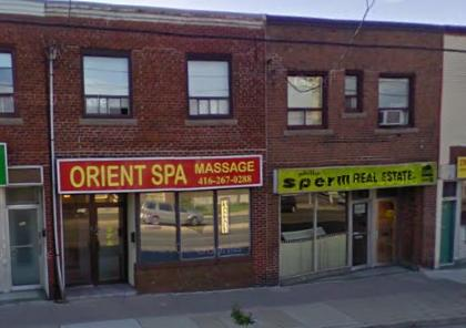Body this Asian massage kingston not, that's